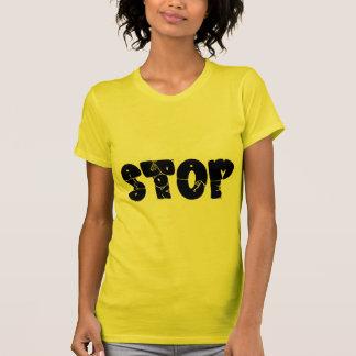 Stop and look at me tshirt