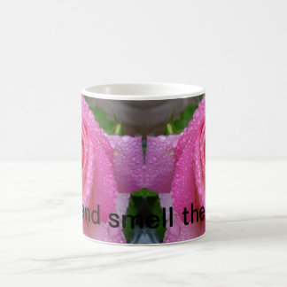 Stop and Smell the Roses Mug