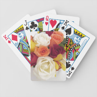 Stop and Smell the Roses Playing Cards