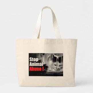 Stop Animal Abuse Bag