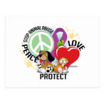 Stop Animal Abuse PLP Postcard