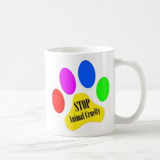 Stop Animal Cruelty Mug