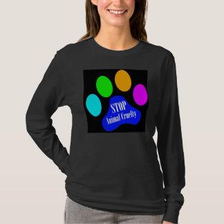 Stop Animal Cruelty Shirt
