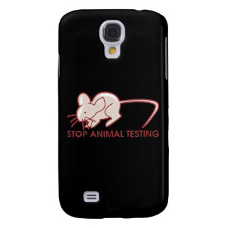 Stop Animal Testing Samsung Galaxy S4 Covers
