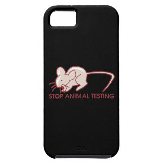 Stop Animal Testing iPhone 5 Covers