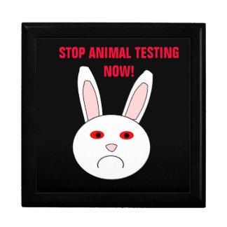 Stop Animal Testing Now Gift Box