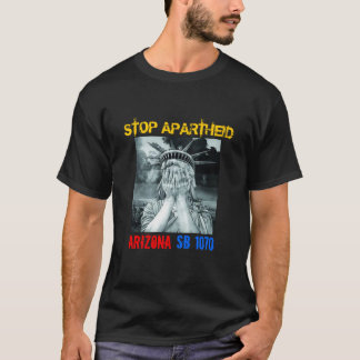 Stop Apartheid T-Shirt