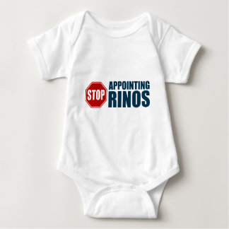 Stop Appointing RINOs Baby Bodysuit