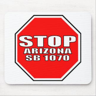 STOP ARIZONA SB 1070 MOUSEPAD