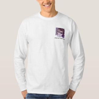 stop at nothing long-sleeved T-shirt
