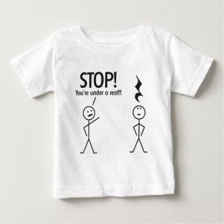 STOP! BABY T-Shirt