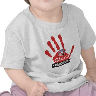 stop bamunism shirt