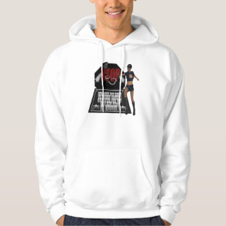 Stop - Basic Hooded Sweatshirt