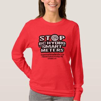 Stop BC Hydro Smart Meters T-Shirt