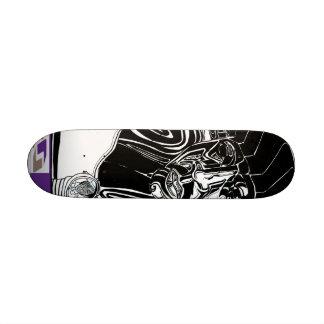 stop beasting skateboard deck