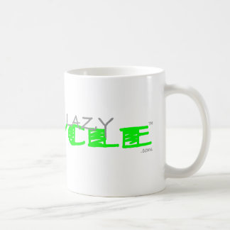 Stop Being Lazy RECYCLE - COFFEE MUG