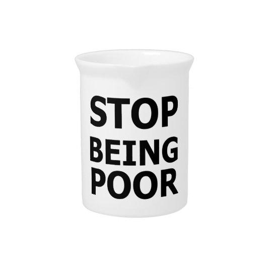 Stop Being Poor Pitcher