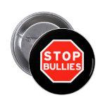 Stop Bullies Anti-Bullying Against bullying Button