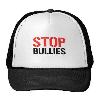 STOP BULLIES HAT