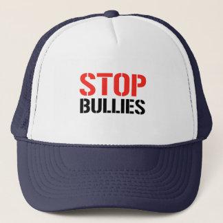 STOP BULLIES TRUCKER HAT