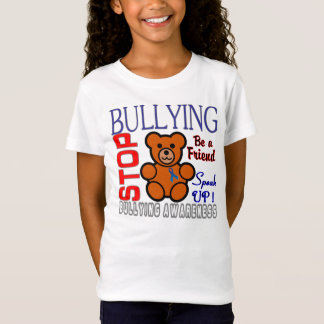 Stop Bullying Awareness Logo T-Shirt