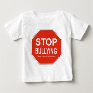 Stop Bullying Baby T-Shirt