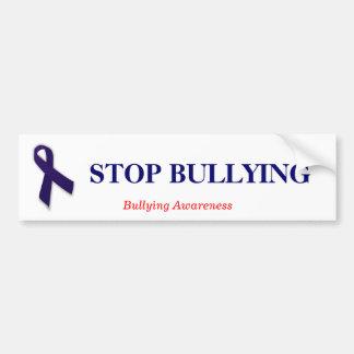 STOP BULLYING Bullying awareness bumper Sticker Car Bumper Sticker