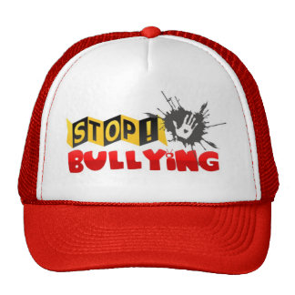 """""""Stop Bullying"""" Campaign Merchandise Mesh Hat"""
