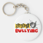"""""""Stop Bullying Campaign"""" Merchandise Keychains"""