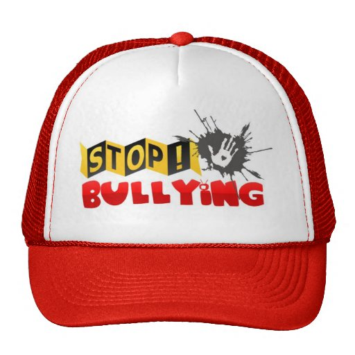 """""""Stop Bullying"""" Campaign Merchandise Trucker Hat"""