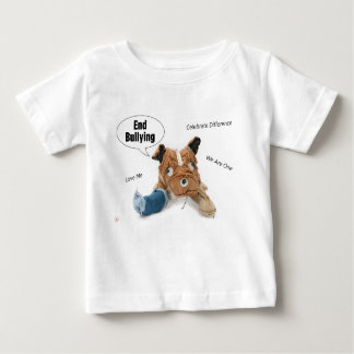 Stop Bullying, Celebrate Difference with iPad LOVE Baby T-Shirt
