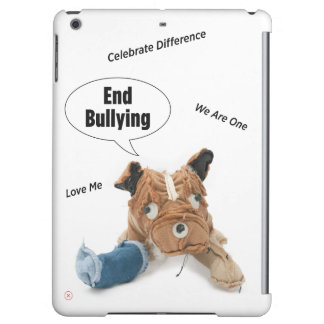 Stop Bullying, Celebrate Difference with iPad LOVE iPad Air Cases