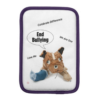 Stop Bullying, Celebrate Difference with iPad LOVE iPad Mini Sleeves
