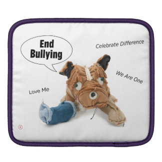Stop Bullying, Celebrate Difference with iPad LOVE iPad Sleeve