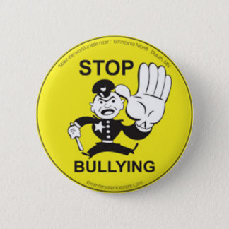 Stop Bullying Gifts Pinback Button