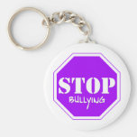 Stop Bullying Key Chains