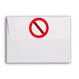 Stop Bullying-Logo by Shirley Taylor Envelope
