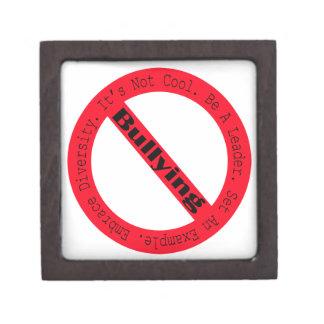 Stop Bullying-Logo by Shirley Taylor Gift Box