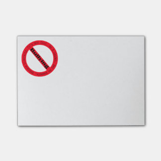 Stop Bullying-Logo by Shirley Taylor Post-it® Notes