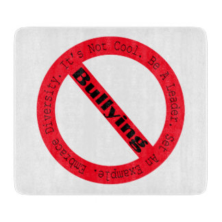 Stop Bullying-Logo Cutting Boards