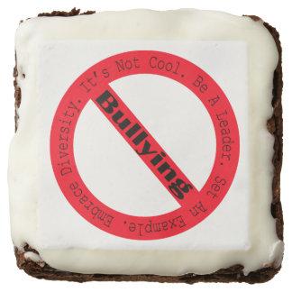 Stop Bullying-Logo Brownie