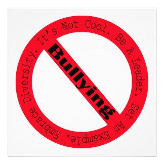 Stop Bullying-Logo Photo Print