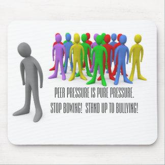 Stop bullying mousepad