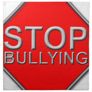 Stop Bullying Napkin
