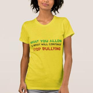 Stop Bullying No Bullying Against Bullying T Shirts