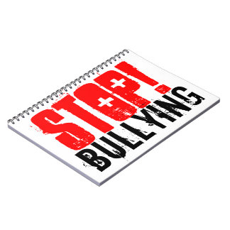 STOP! Bullying Notebook