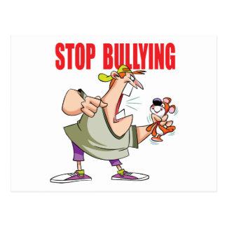 STOP BULLYING POSTCARD
