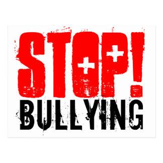 STOP! Bullying Postcard
