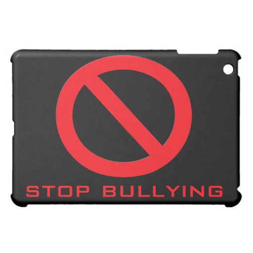 Stop Bullying Speck iPad Case