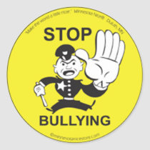 Stop Bullying Stickers